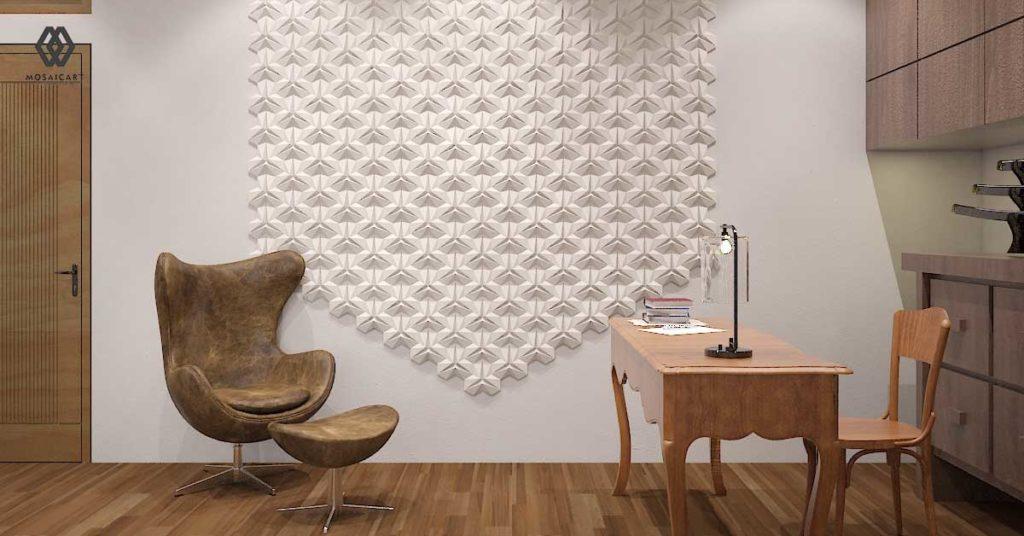 3D-Wall-Panel-Inspirasi-Trend-Dekorasi-Rumah-Mewah-2020-Mosaicart-3D-Wall-Panel-Dinding