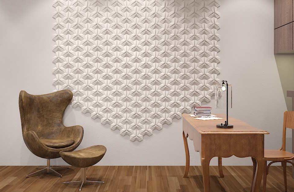 Wall-Panel-Inspirasi-Trend-Dekorasi-Rumah-Mewah-2020-Mosaicart-3D-Wall-Panel-Dinding