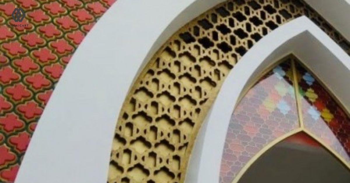 Cantik-Ini-Dia-3-Inspirasi-Desain-Interior-Masjid-Menggunakan-3d-wall-Mosaicart