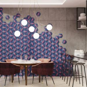 Wall-3D-Ciptakan-Ruang-Makan-Bergaya-Boho-Tips-2-mosaicart