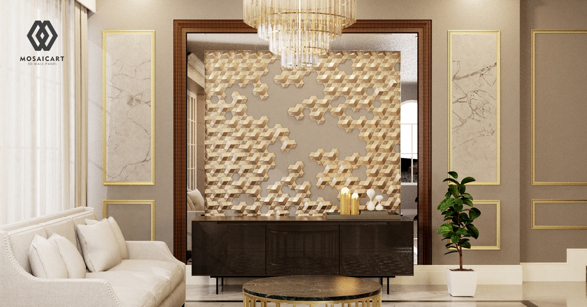 Cara-Mendekorasi-Rumah-Wall-Panel-Dinding-wall-panel-Mosaicart